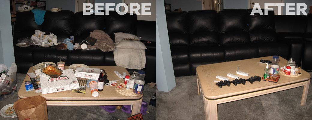 house cleaning pictures coquitlam