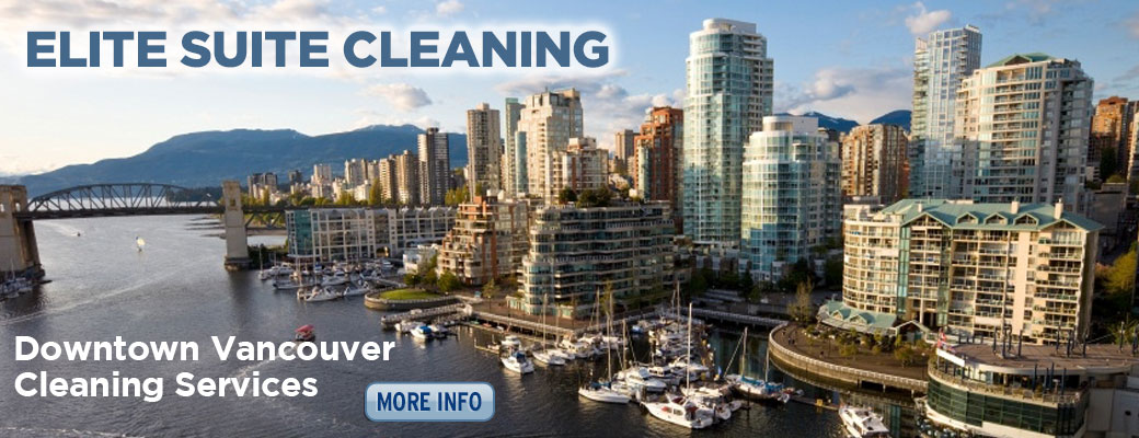elite suite cleaning and Vancouver house cleaning services