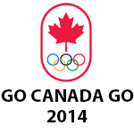 this is a picture of Canada olympics 2014